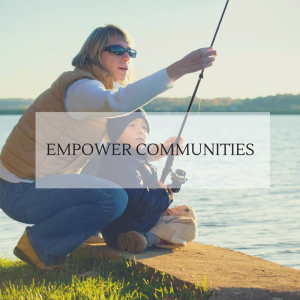 Donations to FishAmerica will empower communitie
